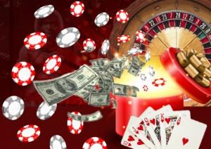 Spelen met geld